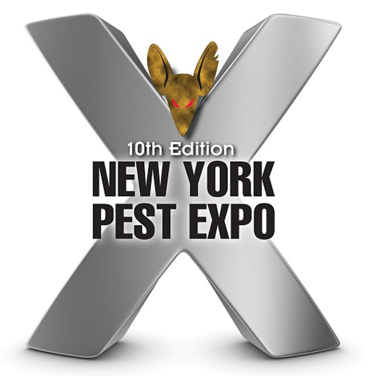 10th year New York Pest Expo professional pest management