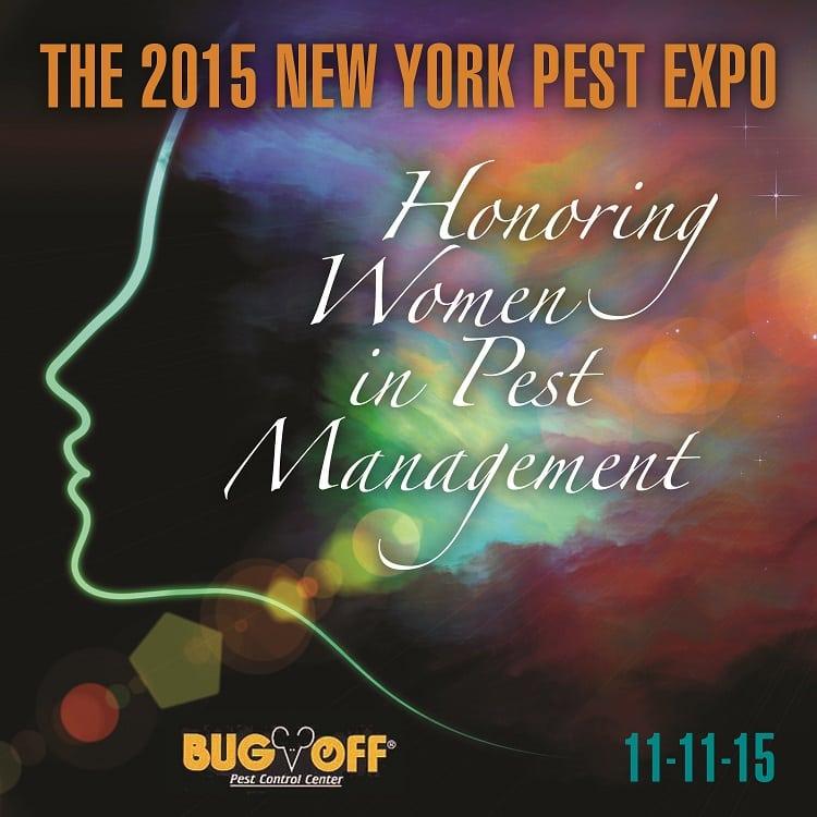 women in pest control 2014 Pest Expo